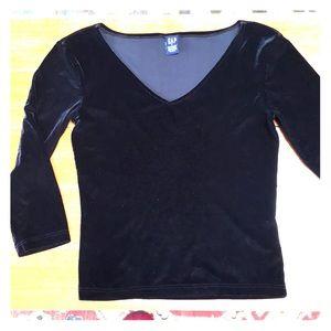 Velvet Gap shirt 3/4 sleeves size small